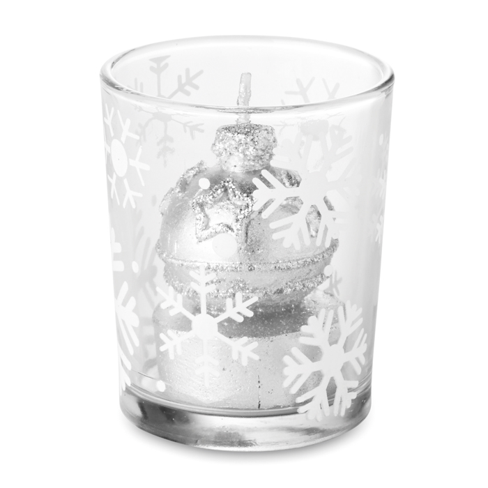 Printed Candle holder with tealight