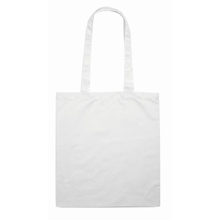 Custom Corporate shopping bags Shopping bag w/ long handles