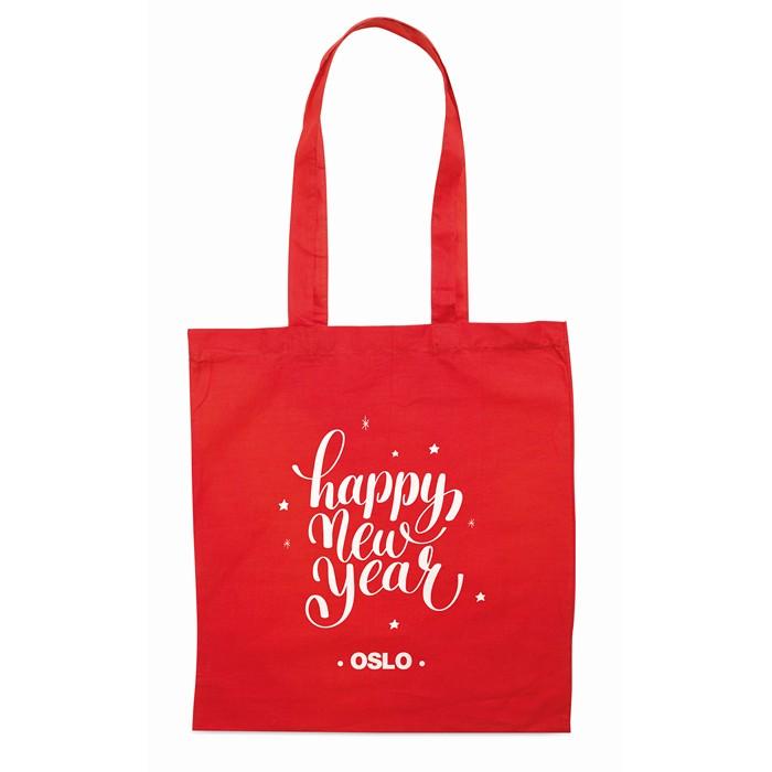 Business Shopping bag w/ long handles