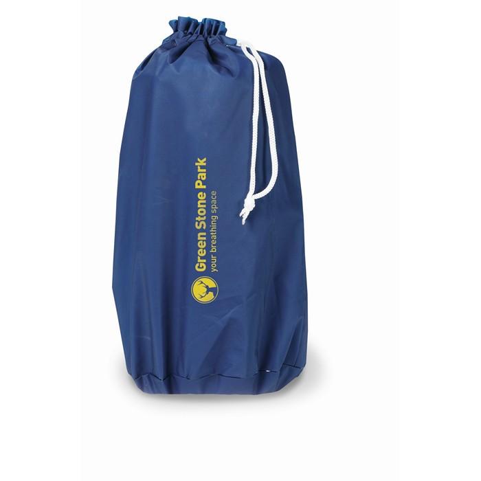 Printed PEVA raincoat
