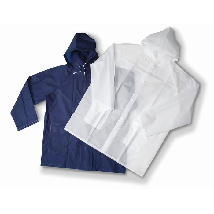 Personalised PEVA raincoat