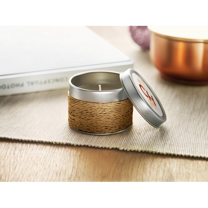 Promotional Fragrance candle