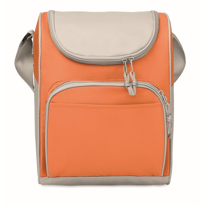 ImPrinted Cooler bag with front pocket