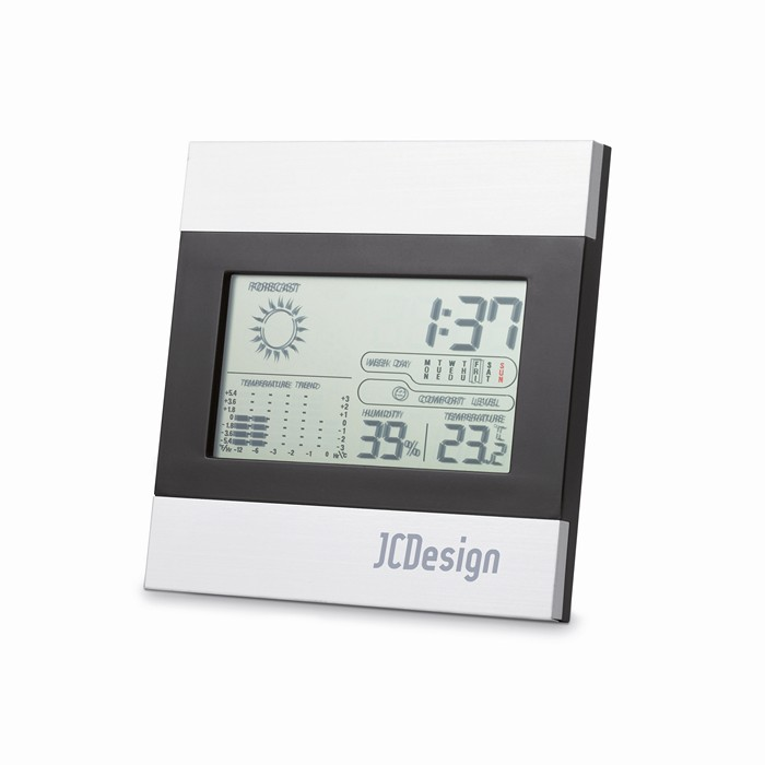 Corporate Weather station and clock