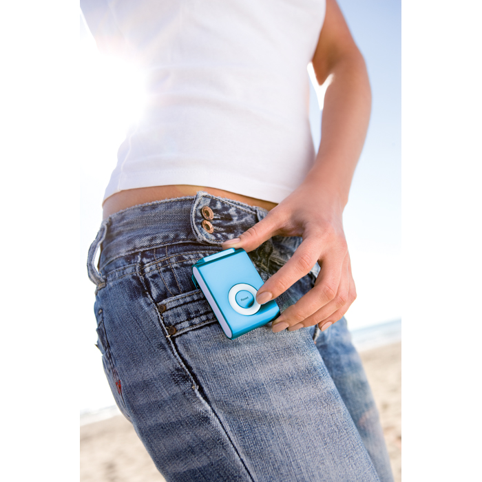Promotional Trendy Style Pedometer W/ Clip