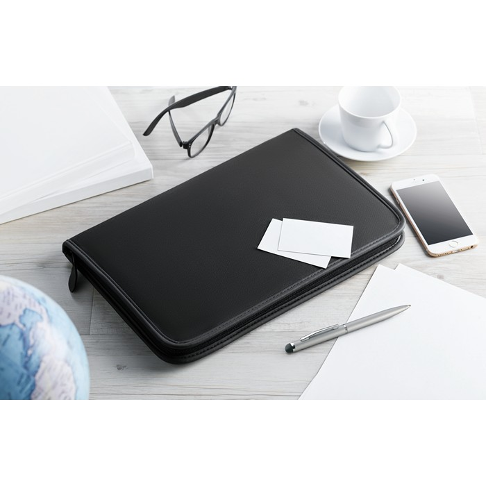 Promotional A4 writing case