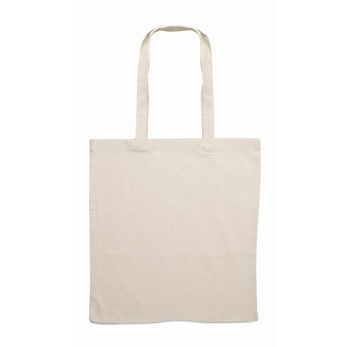 Branded Shopping Bag With Long Handles