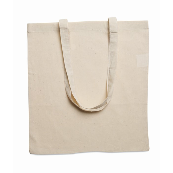 Corporate Shopping Bag With Long Handles