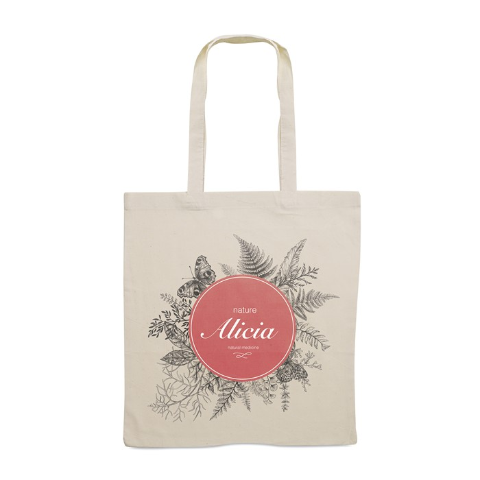 Promo Shopping Bag With Long Handles
