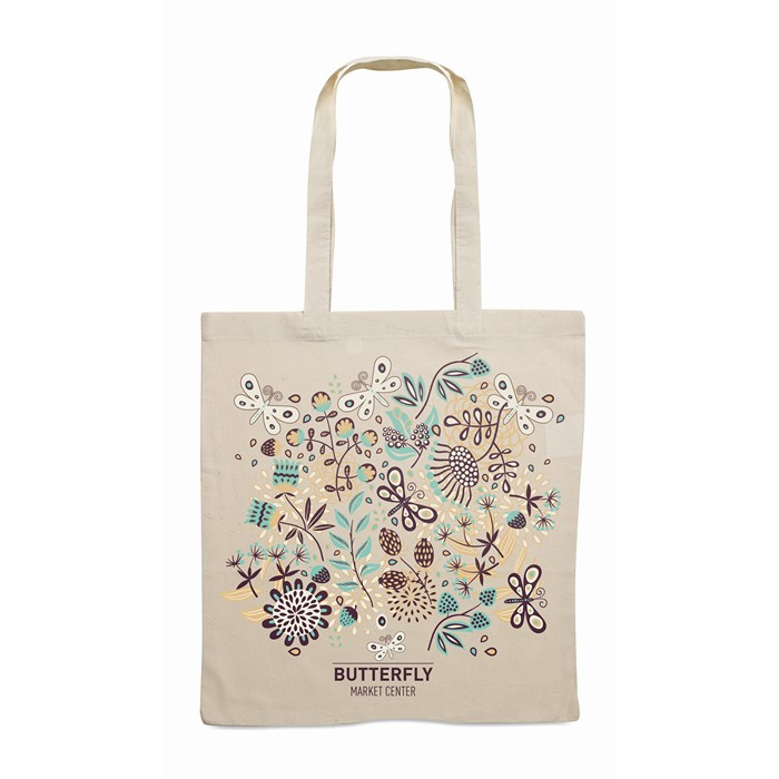 Business Shopping bag with long handles