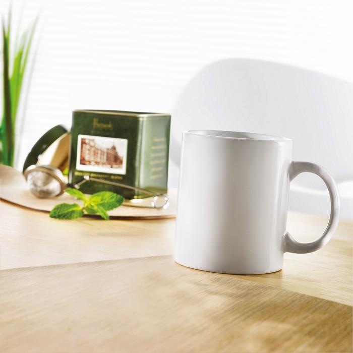 Promotional Classic ceramic mug in box