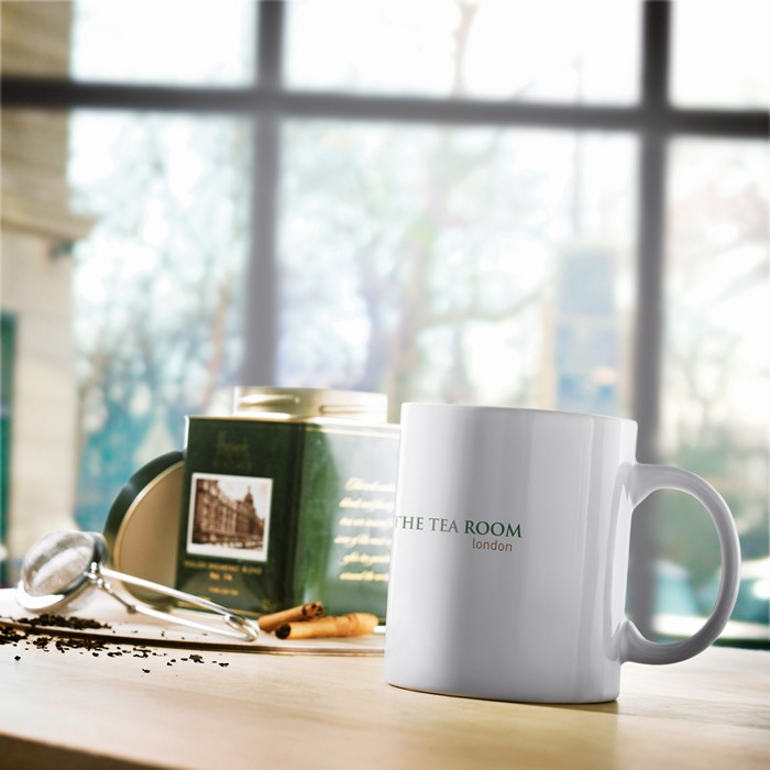 Personalised Classic ceramic mug in box