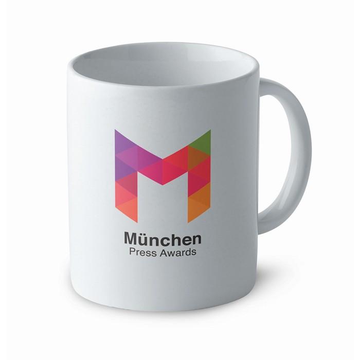 Corporate Classic ceramic mug in box
