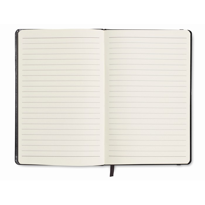 Promotional A6 notebook lined