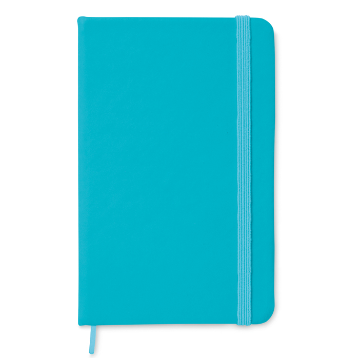 Branded Personalised A6 Notebooks A6 notebook lined