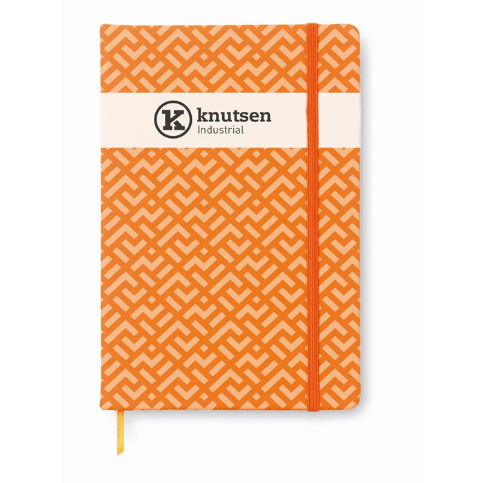 Promo A6 notebook lined