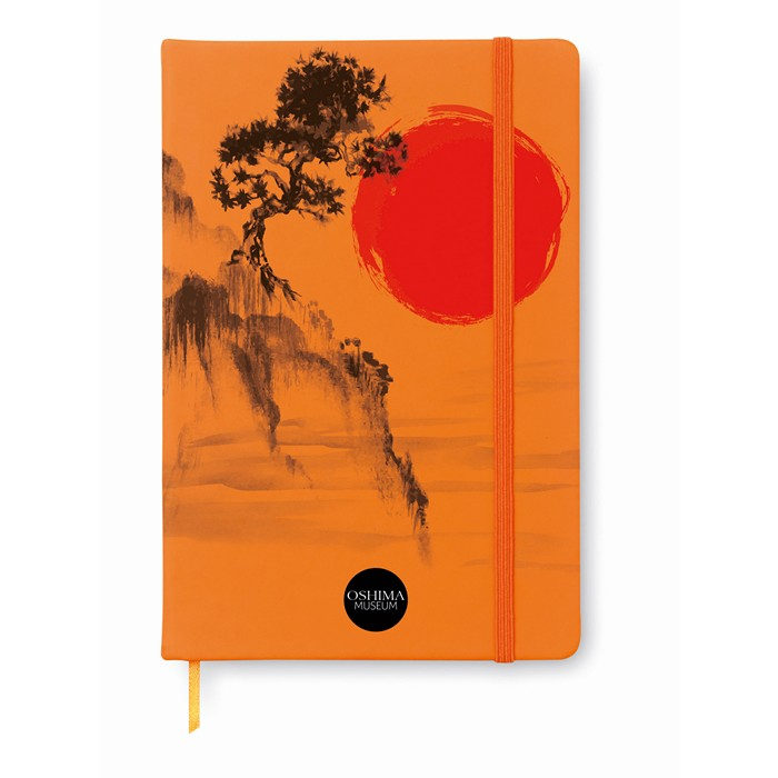 Printed Corporate A5 Notebooks A5 notebook lined
