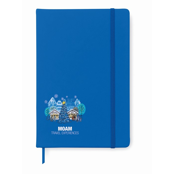 Custom Corporate A5 Notebooks A5 notebook lined