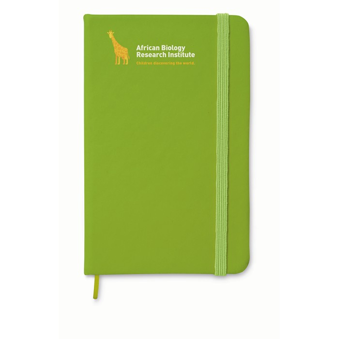 Printed Promotional A5 Notebooks A5 notebook lined