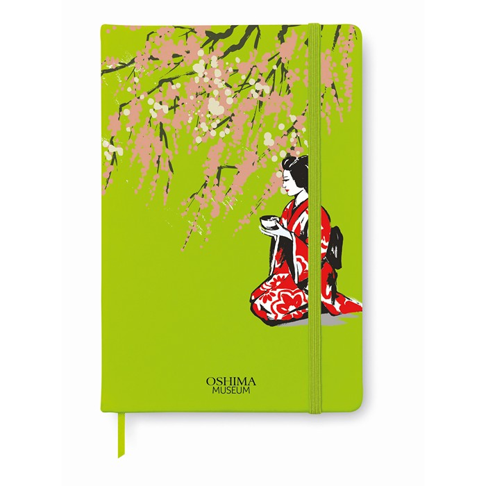 Branded Personalised A5 Notebooks A5 notebook lined