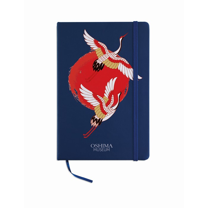 Personalised A5 notebook lined
