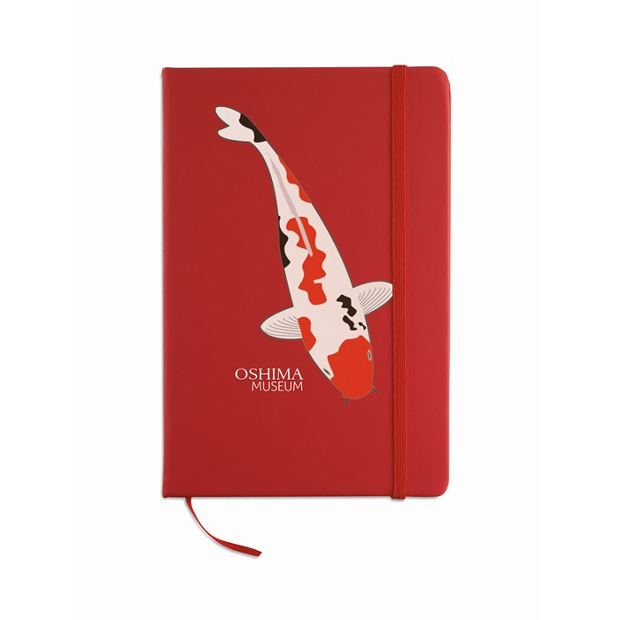 Corporate A5 notebook lined