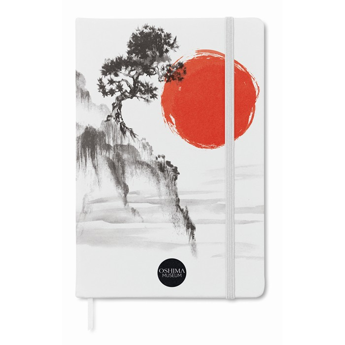 Promo A5 notebook lined