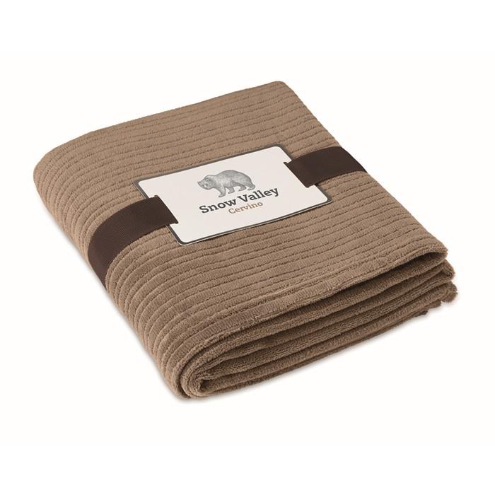 Custom Personalised blankets,Travel Fleece blanket, 240 gr/m2