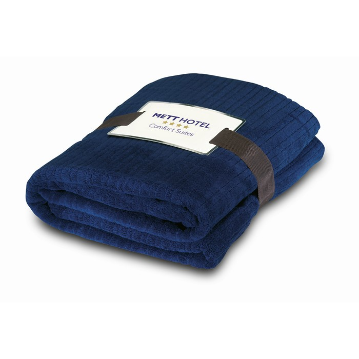 Corporate Fleece blanket, 240 gr/m2