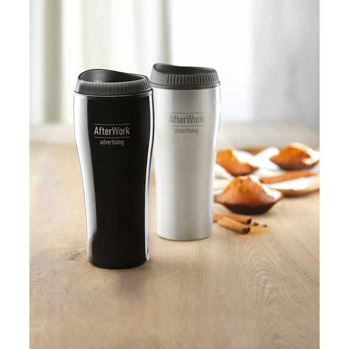 Printed Stainless steel travel cup