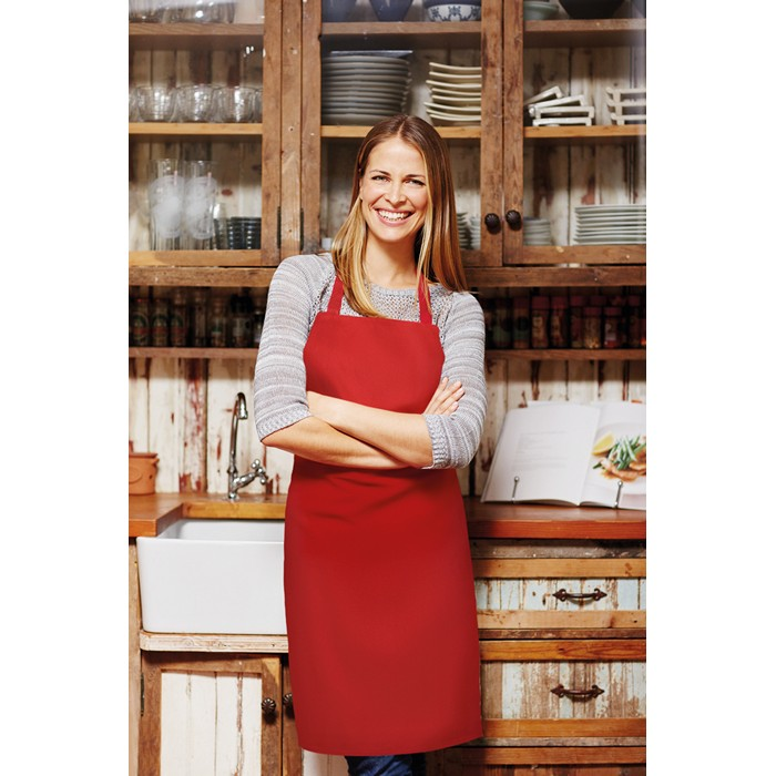 Custom Promotional aprons Kitchen apron in cotton