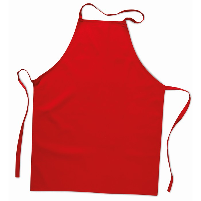 Printed Promotional aprons Kitchen apron in cotton