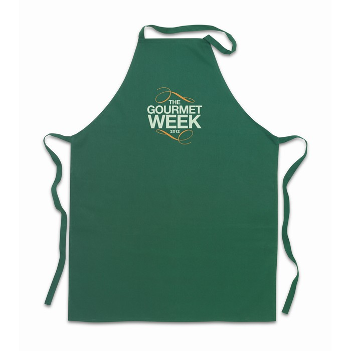 Branded Personalised aprons Kitchen apron in cotton