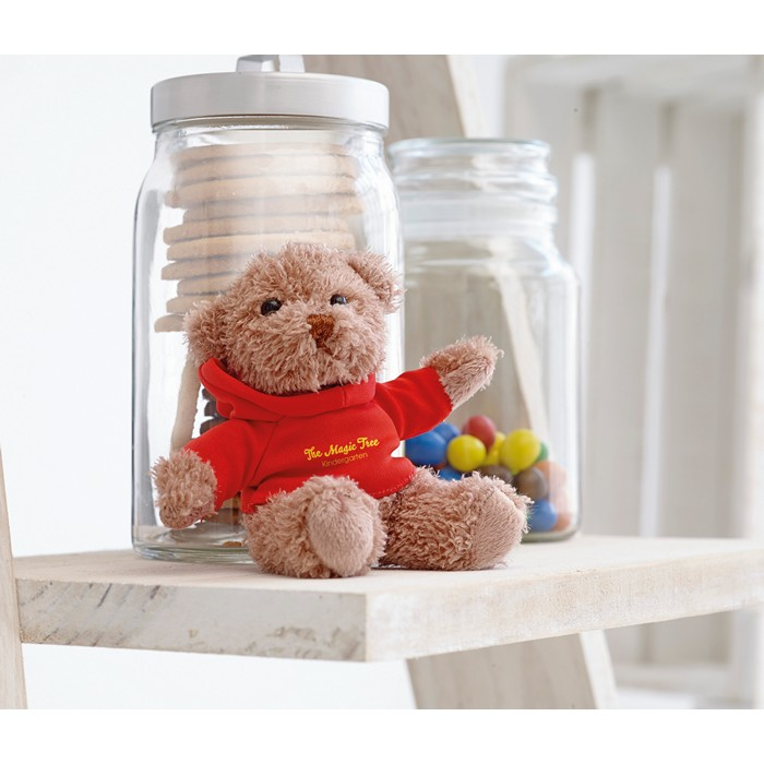 Promotional Teddy Bear Plus With T-Shirt