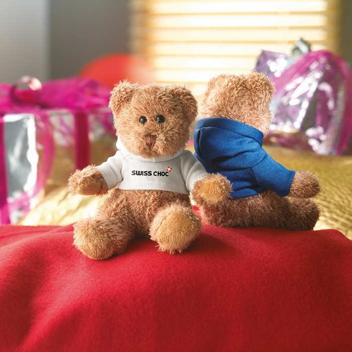 Personalised Teddy Bear Plus With T-Shirt