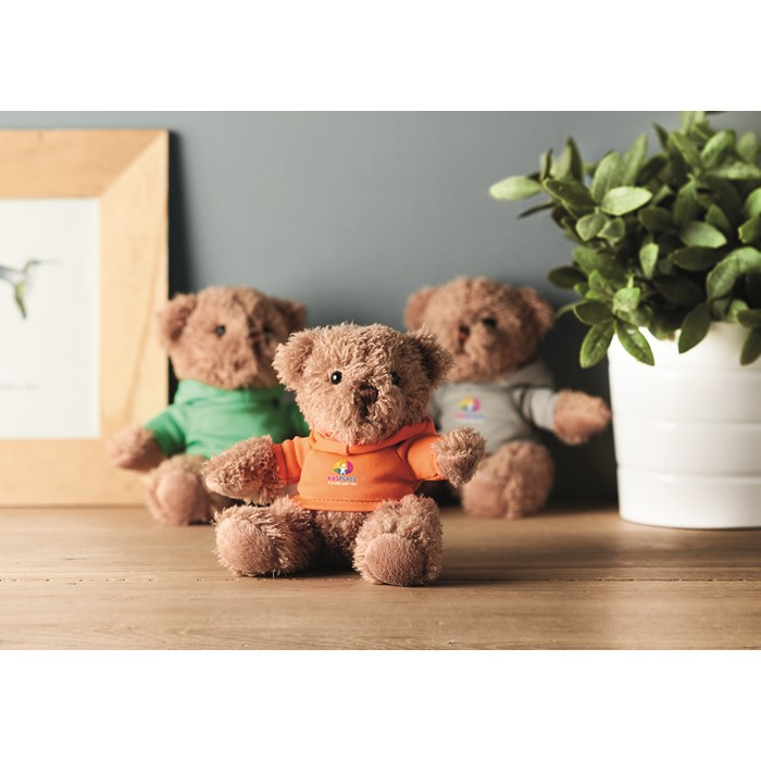 Business Teddy Bear Plus With T-Shirt
