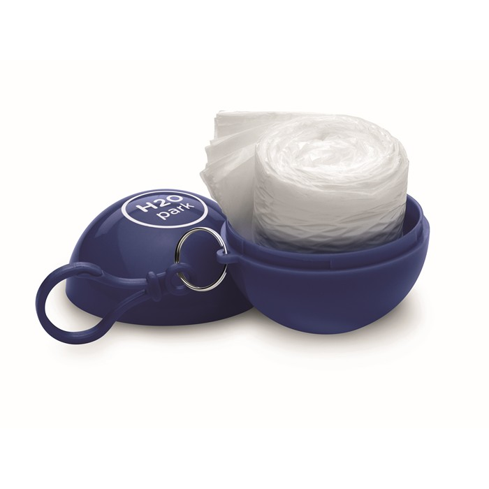 Promotional Poncho in round container