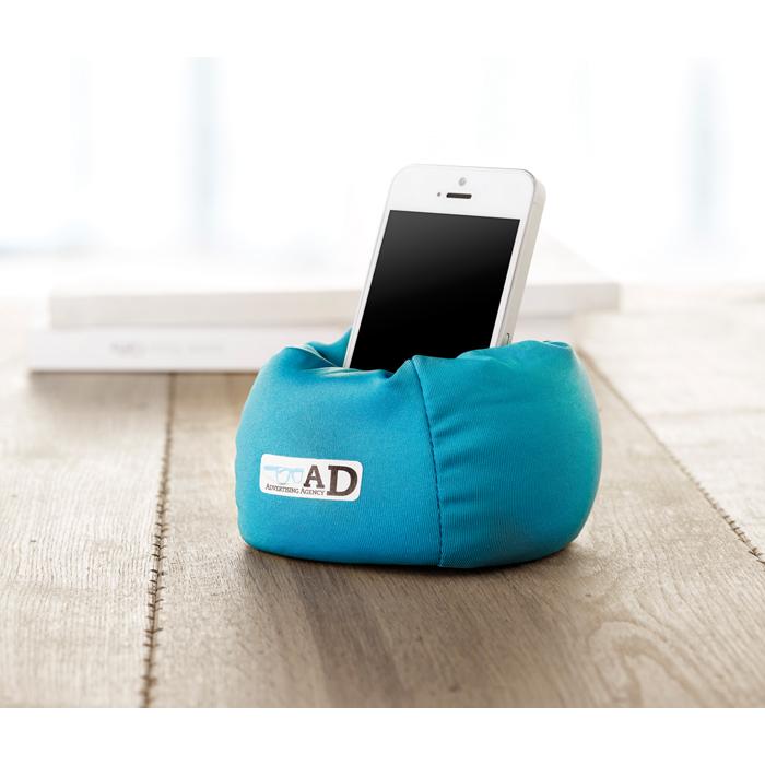 Printed Puffy Smartphone Holder