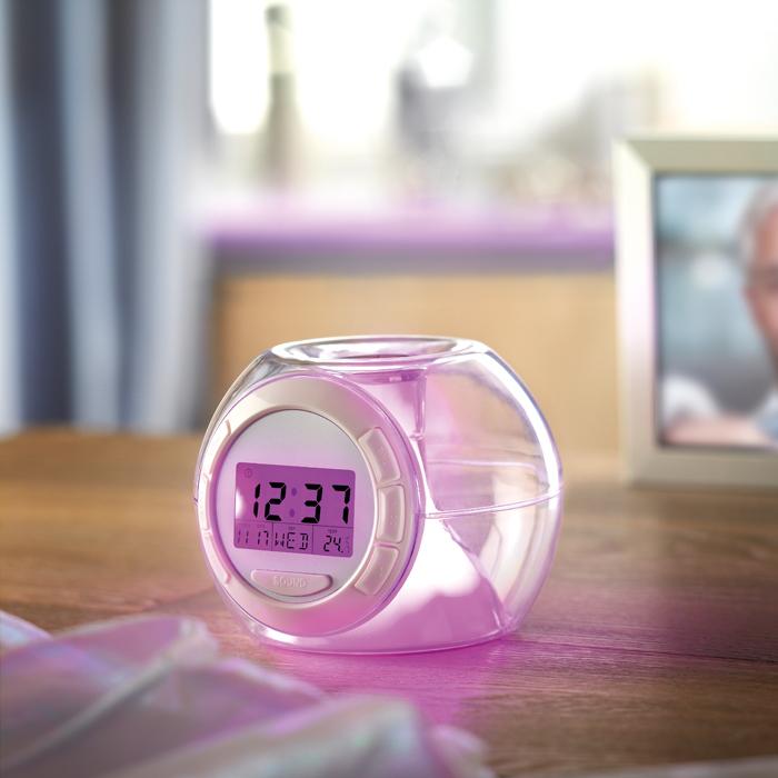 Promotional Mood Light Clock