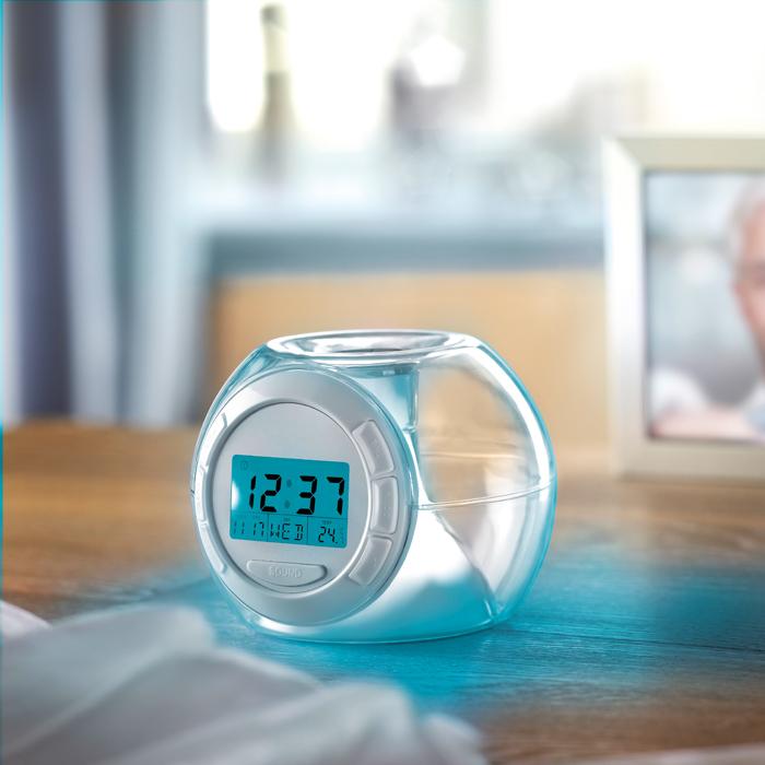 Branded Mood Light Clock