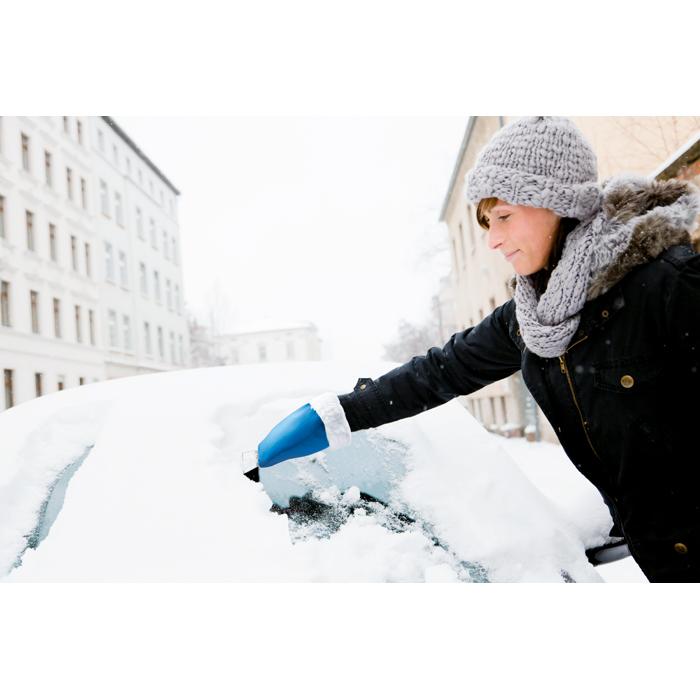 Branded Personalised pmm-caraccessories Car Ice Scraper W/ Mitten