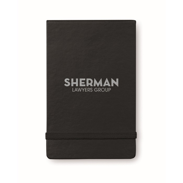 Promotional Vertical format notebook