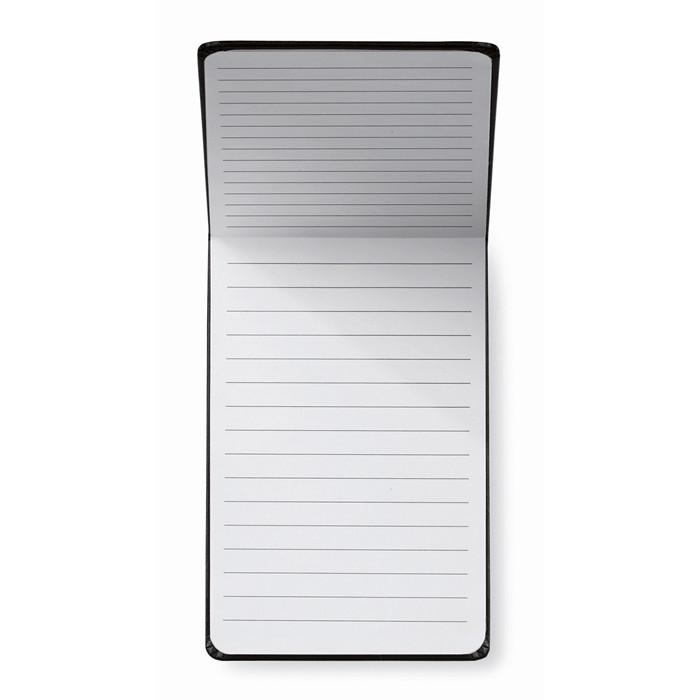 Branded Vertical format notebook