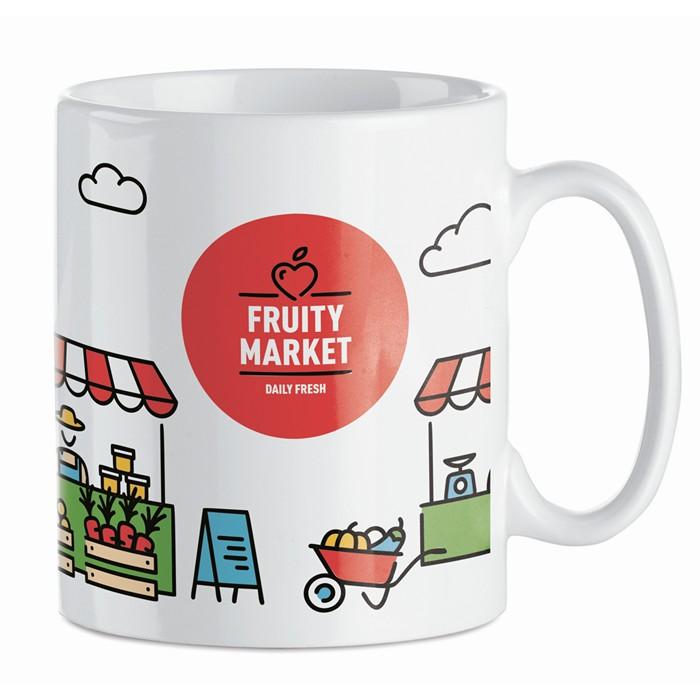 Custom Personalised mugs Sublimation mug