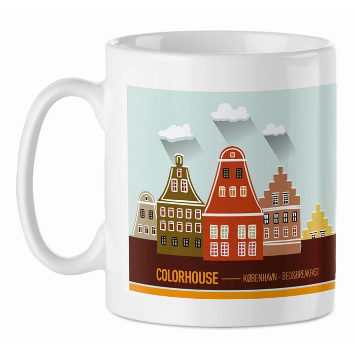 Printed Personalised mugs Sublimation mug