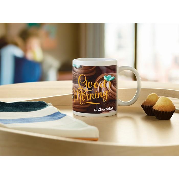 Branded Sublimation mug