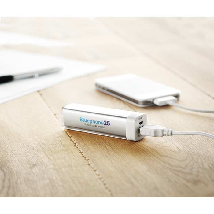 Personalised Powerbank Charging Device