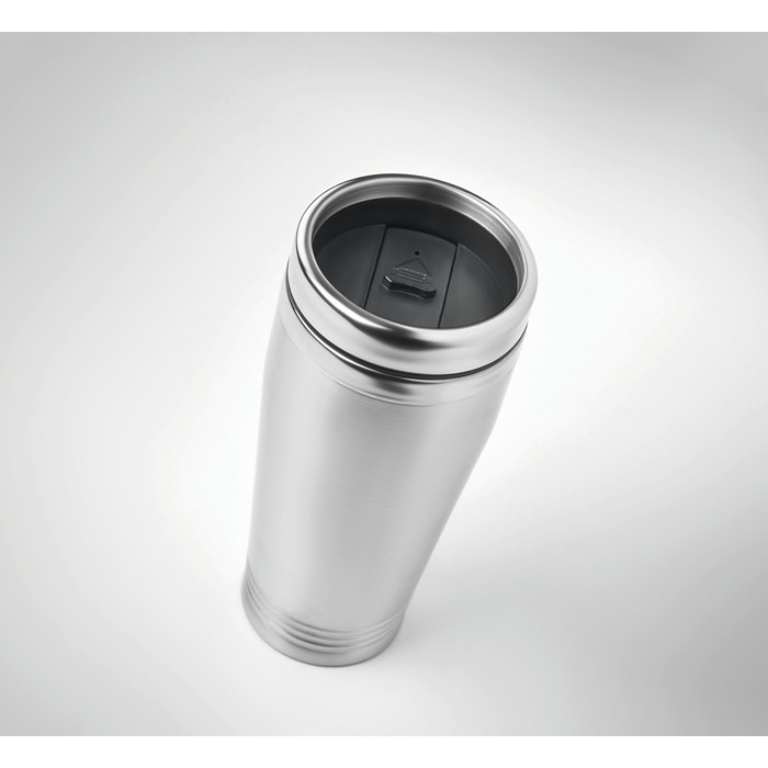 Branded Double wall travel cup