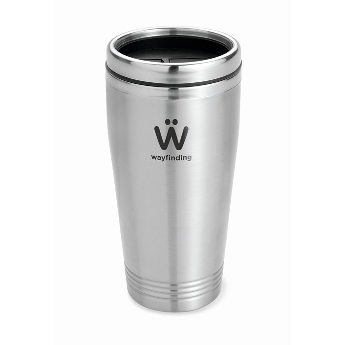 ImPrinted Double wall travel cup