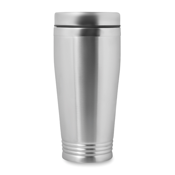 Engraved Double wall travel cup